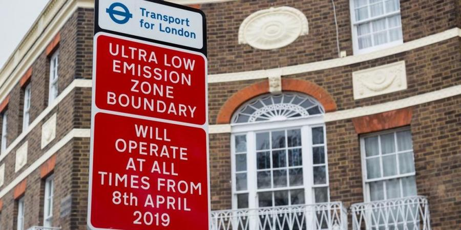 London's Ultra Low Emission Zone (ULEZ): What you need to
