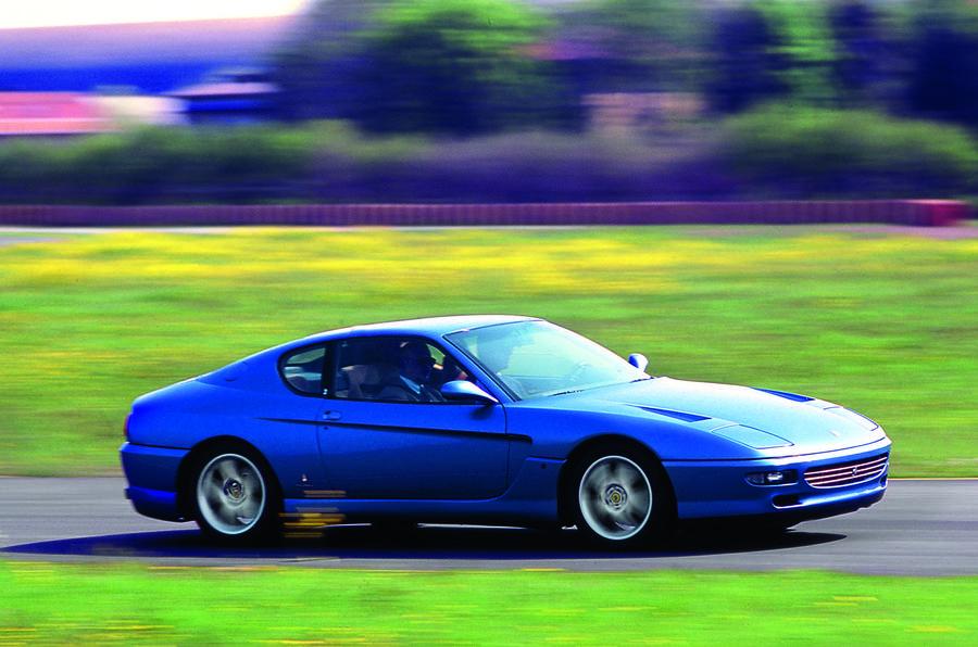 Used Car Buying Guide Ferrari 456 Autocar