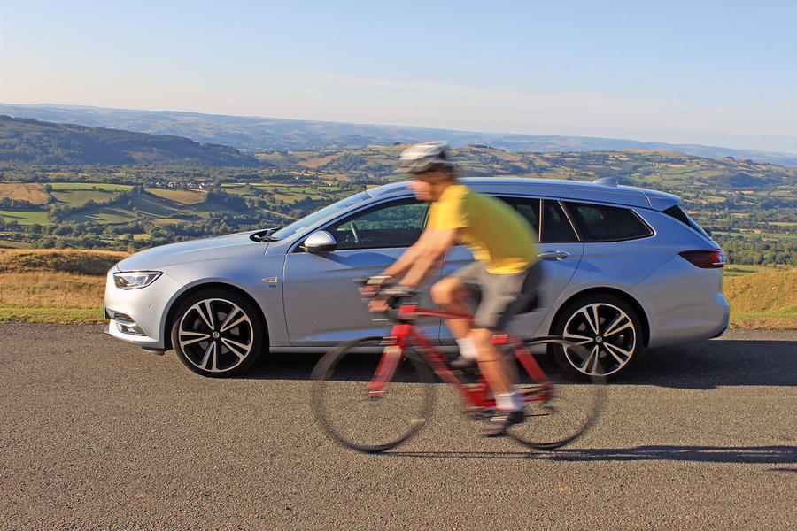 Vauxhall Insignia Sports Tourer long-term review: ten months with