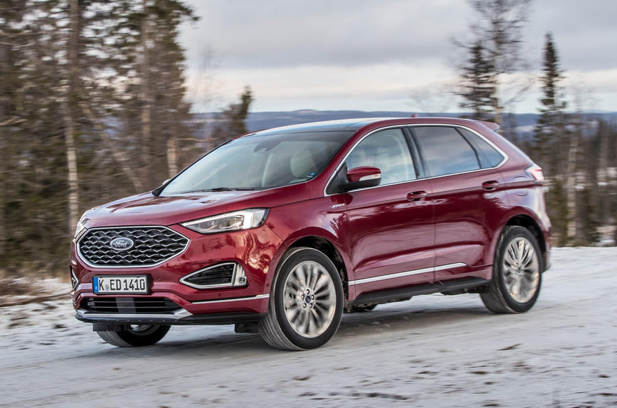 Ford Edge Dimensions >> New Ford Edge Officially Launched In Europe Autocar
