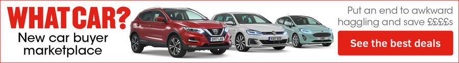 What Car? New car buyer marketplace - Renault Captur