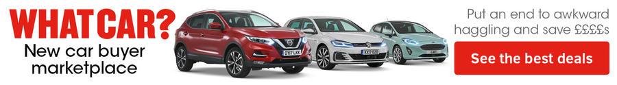 What Car? new car buyer marketplace - Volkswagen Touareg