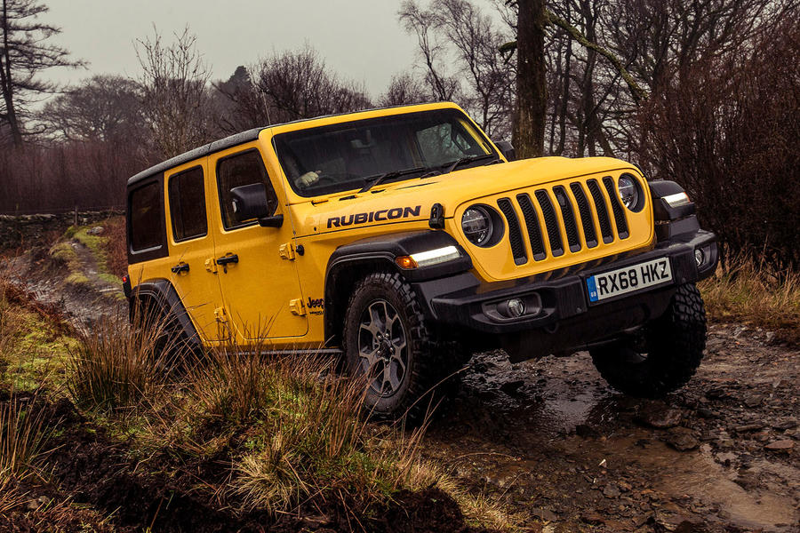 Jeep History And Information Offroaders Com >> Top 10 Best 4x4s Off Road Cars 2019 Autocar