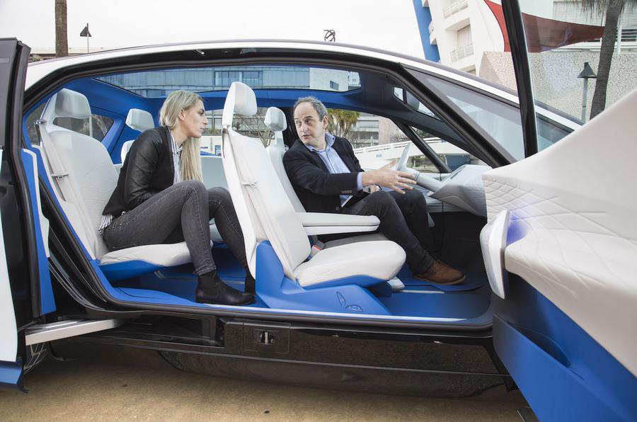 Volkswagen I D Concept 2017 Review Autocar