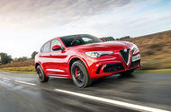 Alfa Romeo Stelvio Quadrifoglio 2019 road test review - hero front