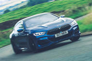 1 Alpina B8 Gran Coupe 2021 road test review hero front