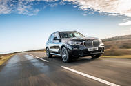 BMW X5 2018 road test review - hero front