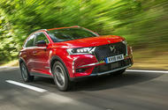 DS 7 Crossback 2018 road test review hero front