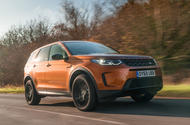 Land Rover Discovery Sport 2020 road test review - hero front
