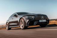 Mercedes-AMG GT Four-door Coupé 2019 road test review - hero front