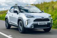 1 Toyota Yaris Cross 2021 UK FD hero front