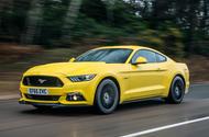 Ford Mustang V8 Fastback