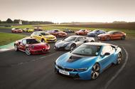 Top videos of 2014 - starring Ferrari, McLaren, Porsche and many more