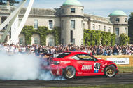 Goodwood Festival of Speed 2019 - Toyota hero side