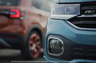 2019 Volkswagen T-cross: New Teaser Video Hints At Crossover's Design