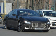 Maserati Ghibli facelift due early next year