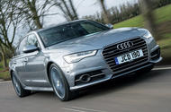 Audi A6 - hero front