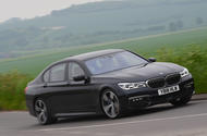 BMW 7 Series 740Ld long-term review hero front