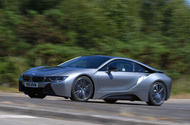1 bmw i8 coupe 2018 uk fd hero front