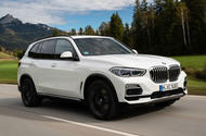 BMW X5 xDrive 45e 2019 review