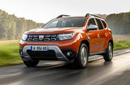 1 Dacia Duster 2021 facelift first drive hero front