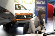 Dacia UK dealership