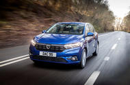 1 dacia sandero tce 90 2021 uk first drive review hero front