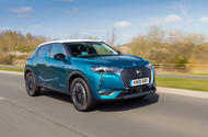 DS 3 Crossback BlueHDi 100 Prestige 2019 UK review