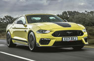 1 Ford Mustang Mach 1 2021 UK first drive review hero front
