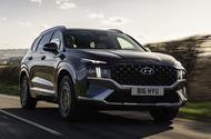 Hyundai Santa Fe 1.6 T-GDi HEV 2021 UK review