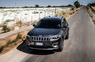 Jeep Cherokee Limited 2018 first drive review hero front