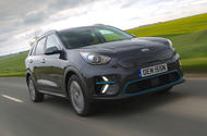 Kia e-Niro 2020 Uk first drive review - hero front