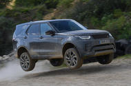 Land Rover Discovery Mk5 - hero front