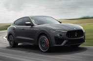 Maserati Levante Trofeo 2019 first drive review - hero front