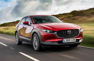 Mazda CX-30 2019 UK first drive review - hero front