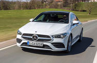 Mercedes-Benz CLA 220d 2019 review