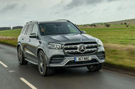 Mercedes-Benz GLS 400d 2019 UK first drive review - hero front