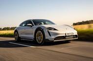 1 Porsche Taycan Cross Turismo 4S 2021 UK FD hero front