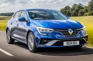 1 Renault Megane E Tech phev 2021 UK FD hero front