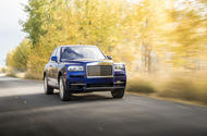 Rolls Royce Cullinan 2018 Review