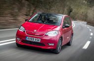 2020 Skoda Citigo-e iV review - hero front