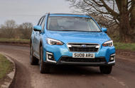 Subaru XV e-Boxer 2020 UK first drive review - hero front
