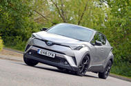 1 Toyota C HR nearly new guide 2021 lead