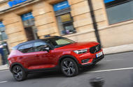 Volvo XC40 2018 long-term review - hero front