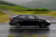 Lexus IS F - side