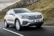 Premier essai du Volkswagen Touareg 2020 UK - Hero Front