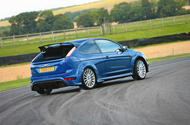 Ford Focus RS 2009 - hero side