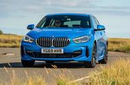 BMW 118i M Sport  Test de la BMW Série 1 118i M Sport 2019 au Royaume-Uni 118i front corner