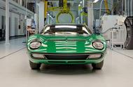 Lamborghini Miura 1971 - static front