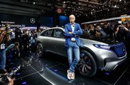 """Mercedes-Benz develops """"AirBnB for cars"""""""